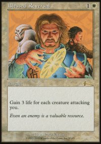 Blessed Reversal - Urza's Legacy