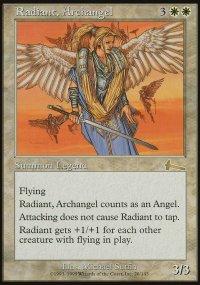 Radiant, Archangel - Urza's Legacy