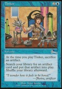 Tinker - Urza's Legacy
