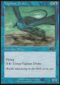 Vigilant Drake - Urza's Legacy