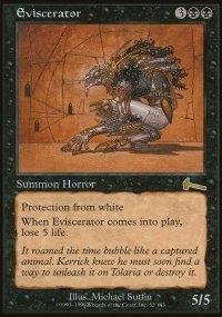 Eviscerator - Urza's Legacy
