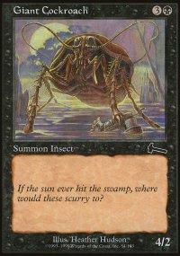 Giant Cockroach - Urza's Legacy