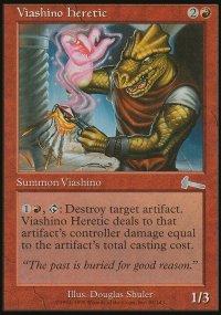 Viashino Heretic - Urza's Legacy