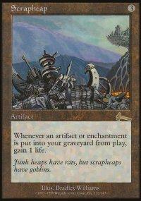 Scrapheap - Urza's Legacy