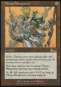 Thran Weaponry - Urza's Legacy