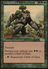 Child of Gaea - Urza's Saga