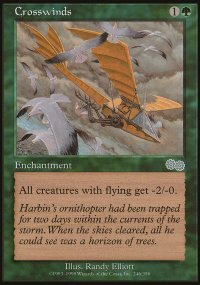 Crosswinds - Urza's Saga