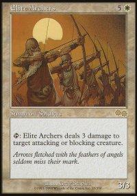 Elite Archers - Urza's Saga