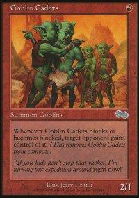 Goblin Cadets - Urza's Saga