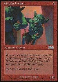 Goblin Lackey - Urza's Saga