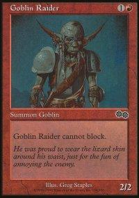 Goblin Raider - Urza's Saga