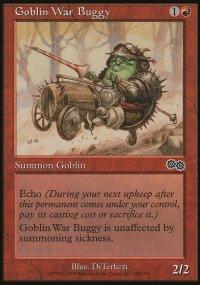 Goblin War Buggy - Urza's Saga