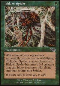 Hidden Spider - Urza's Saga