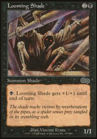 Looming Shade - Urza's Saga
