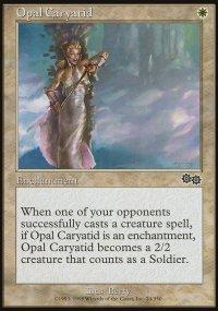 Opal Caryatid - Urza's Saga