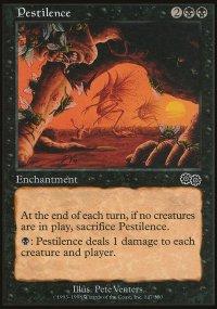 Pestilence - Urza's Saga
