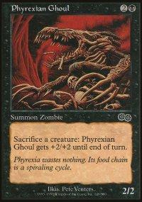 Phyrexian Ghoul - Urza's Saga