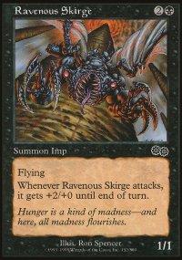Ravenous Skirge - Urza's Saga