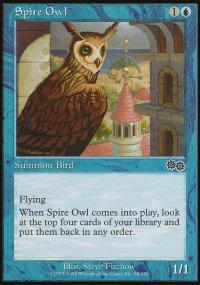Spire Owl - Urza's Saga