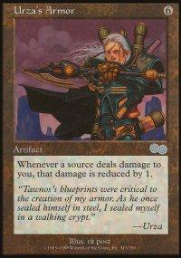 Urza's Armor - Urza's Saga