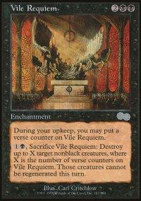 Vile Requiem - Urza's Saga