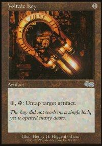 Voltaic Key - Urza's Saga