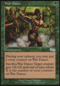 War Dance - Urza's Saga