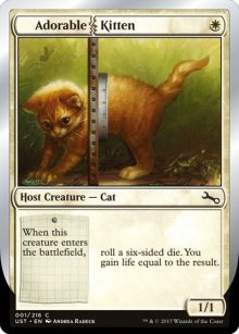 Adorable Kitten - Unstable