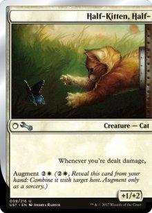 Half-Kitten, Half- - Unstable