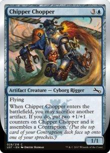 Chipper Chopper - Unstable