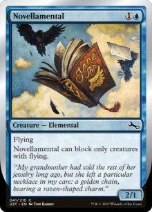 Novellamental 1 - Unstable