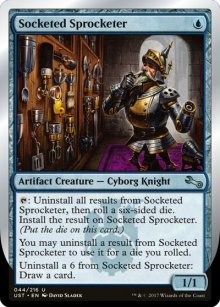 Socketed Sprocketer - Unstable