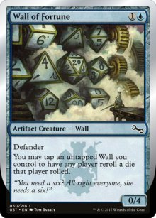 Wall of Fortune - Unstable