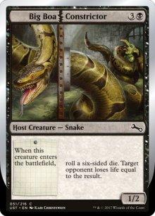 Big Boa Constrictor - Unstable