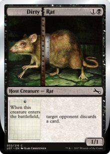 Dirty Rat - Unstable