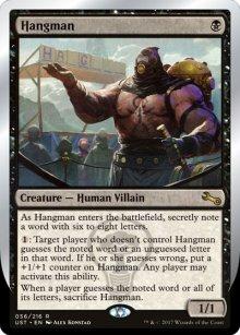 Hangman - Unstable