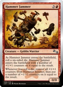 Hammer Jammer - Unstable