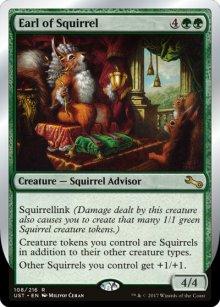 Earl of Squirrel - Unstable