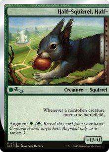 Half-Squirrel, Half- - Unstable