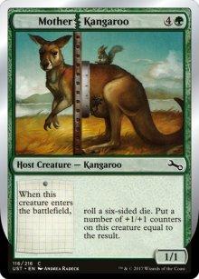 Mother Kangaroo - Unstable