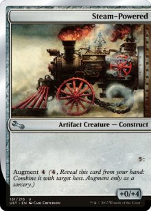 Steam-Powered - Unstable