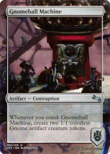 Gnomeball Machine - Unstable
