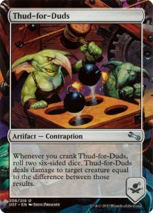 Thud-for-Duds - Unstable