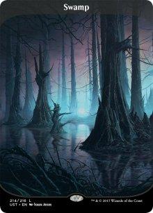 Swamp - Unstable