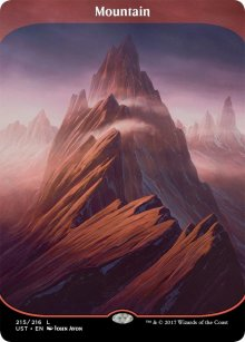 Mountain - Unstable