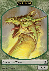 Wurm - Virtual cards