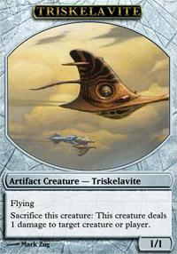 Triskelavite - Virtual cards