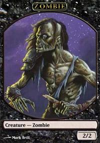 Zombie - Virtual cards