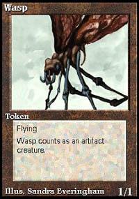 Wasp - Virtual cards