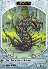 Spawn - Virtual cards